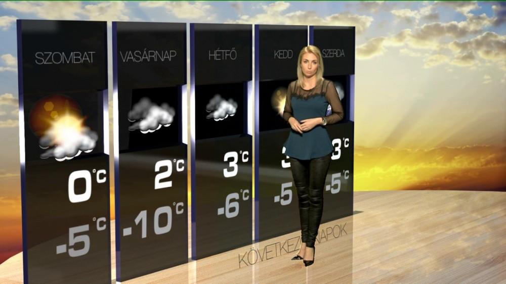 Megérkezett az eddigi leghitelesebb időjárás előrejelzés! Kőkemény január vár ránk, de amit novemberre, decemberre és az ünnepekre jósol arra mindannyian kíváncsiak vagyunk! Mi már tudjuk!           Itt az előrejelzés