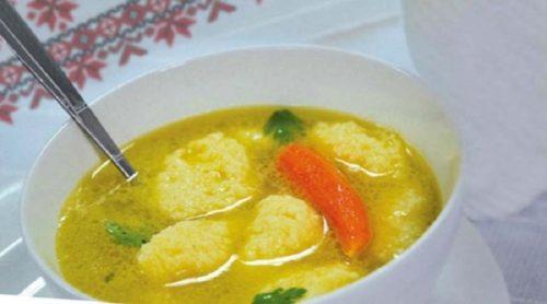 Megtaláltam a tökéletes grízgaluska leves receptjét! A legpuhább és legfinomabb! Van egy fontos hozzávaló, amitől tökéletes!