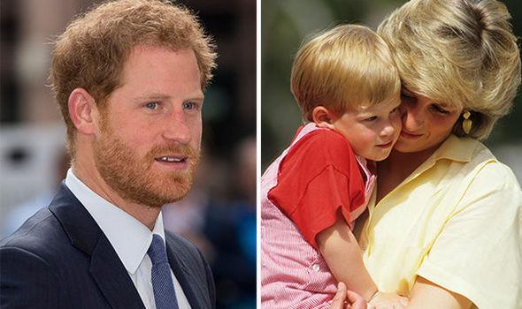 Mindneki zokog: Ezt mondja Harry a halott Diana hercegnőnek