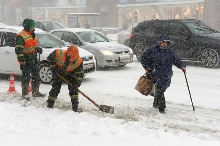 Megfagy az ország. 3 napos havazás jön, kemény hófúvásokkal