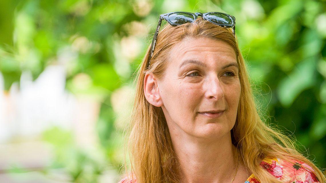 Baranyi Krisztina: Darabra tudom, hogy kivel nem lehet együttműködni