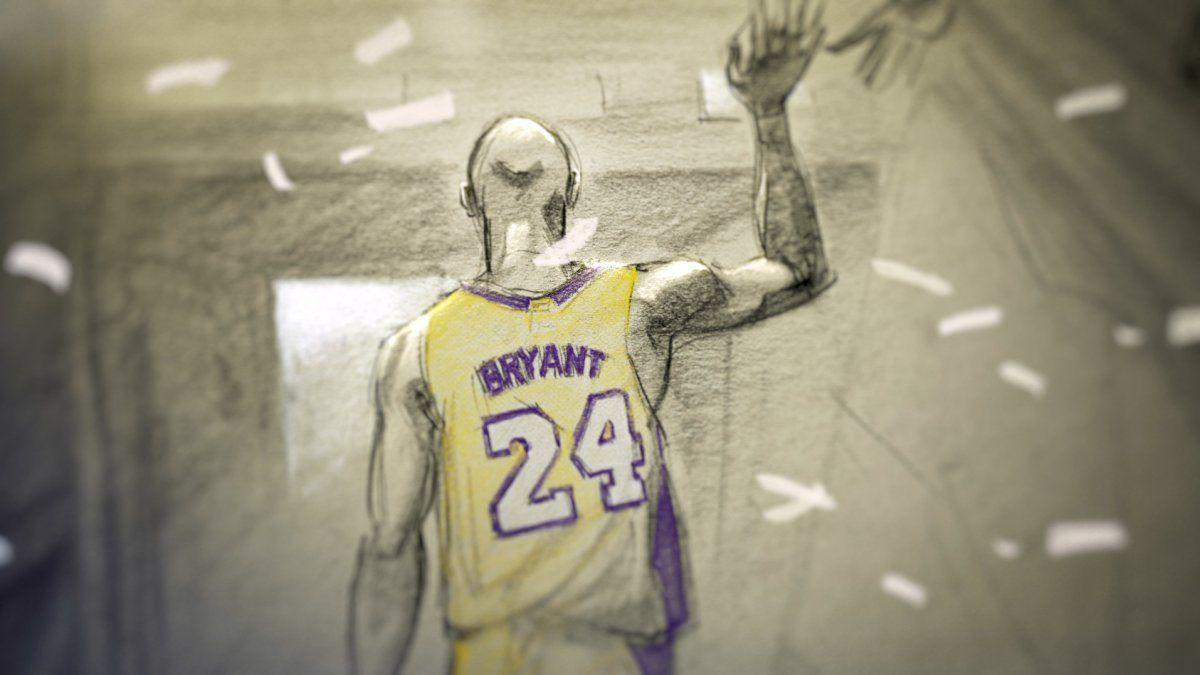 Kobe Bryant Oscar-díjas rövidfilmjén nem lehet nem meghatódni