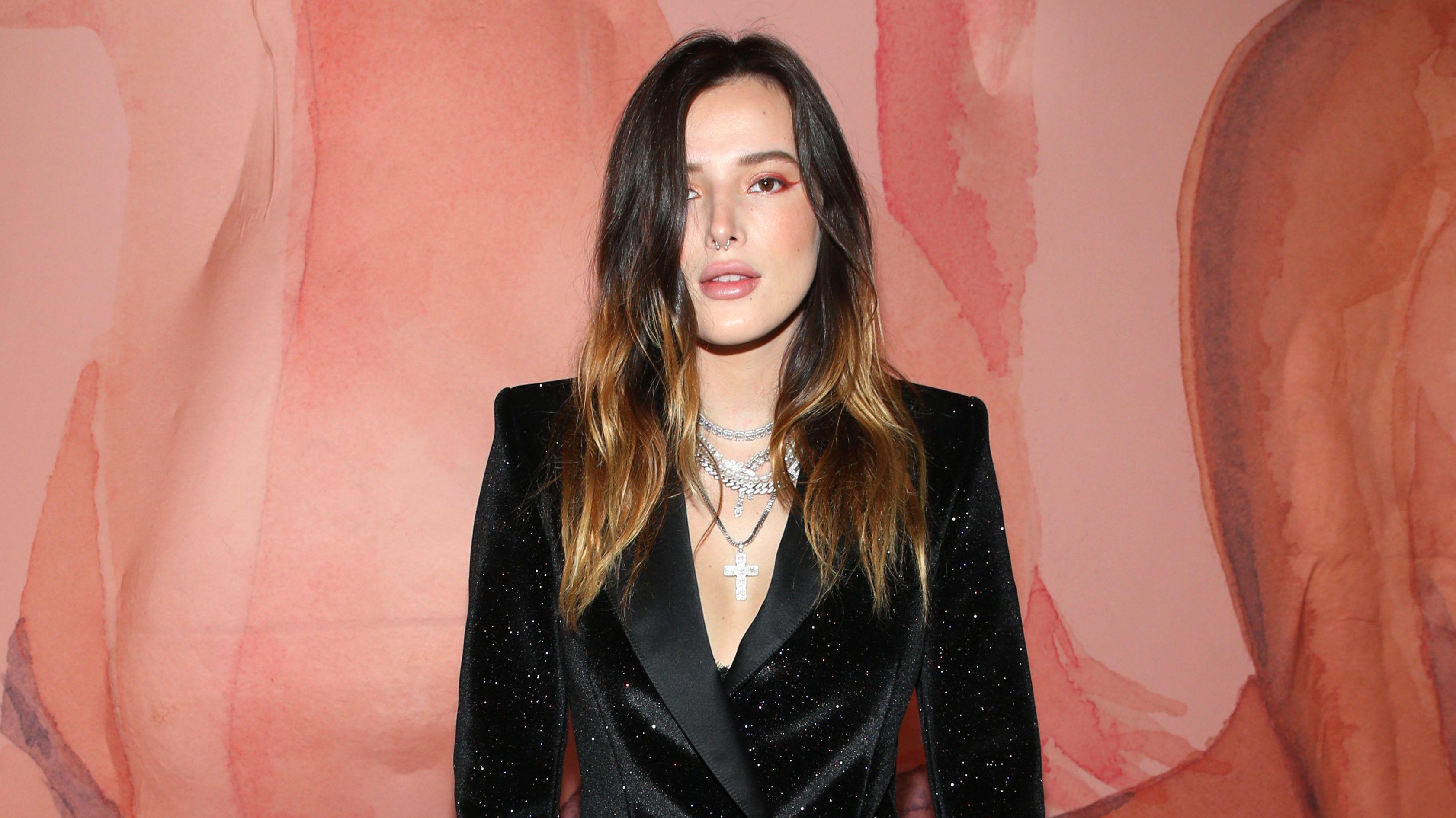 Bella Thorne új frizurája inkább balesetnek tűnik, mint tudatos döntésnek