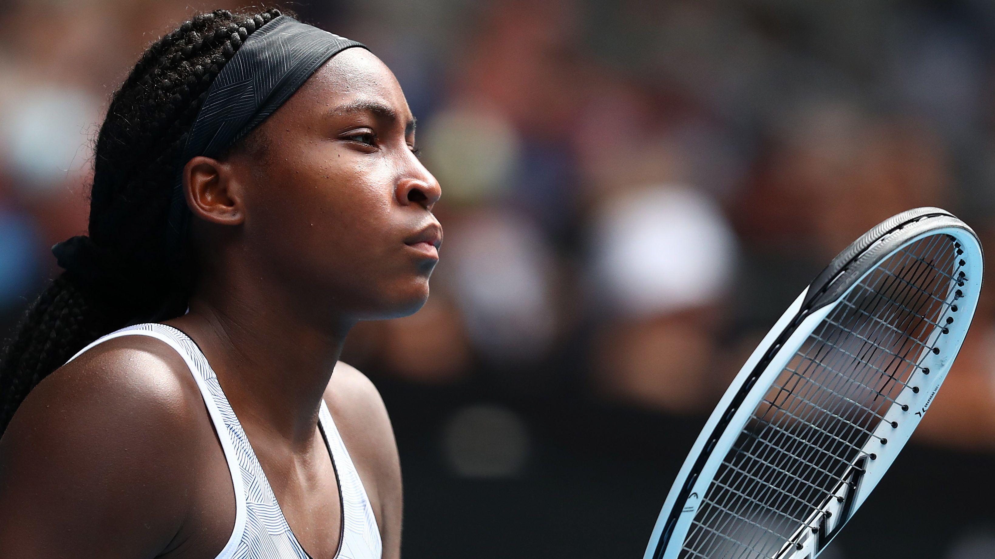 Az amerikai teniszválogatott bedobja a csodatinijét a Fed Kupán