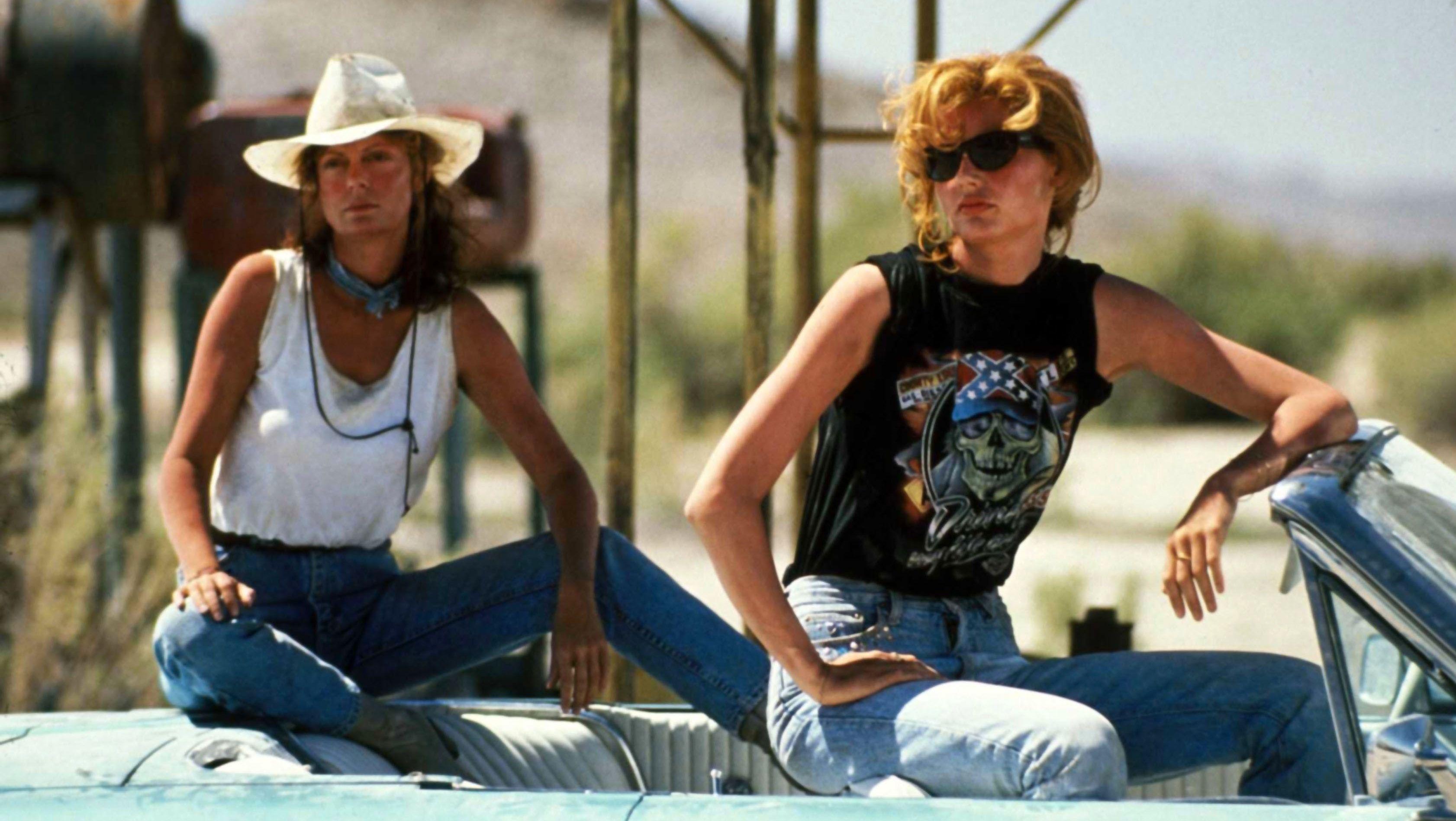 29 év után volt egy kisebb Thelma és Louise találkozó