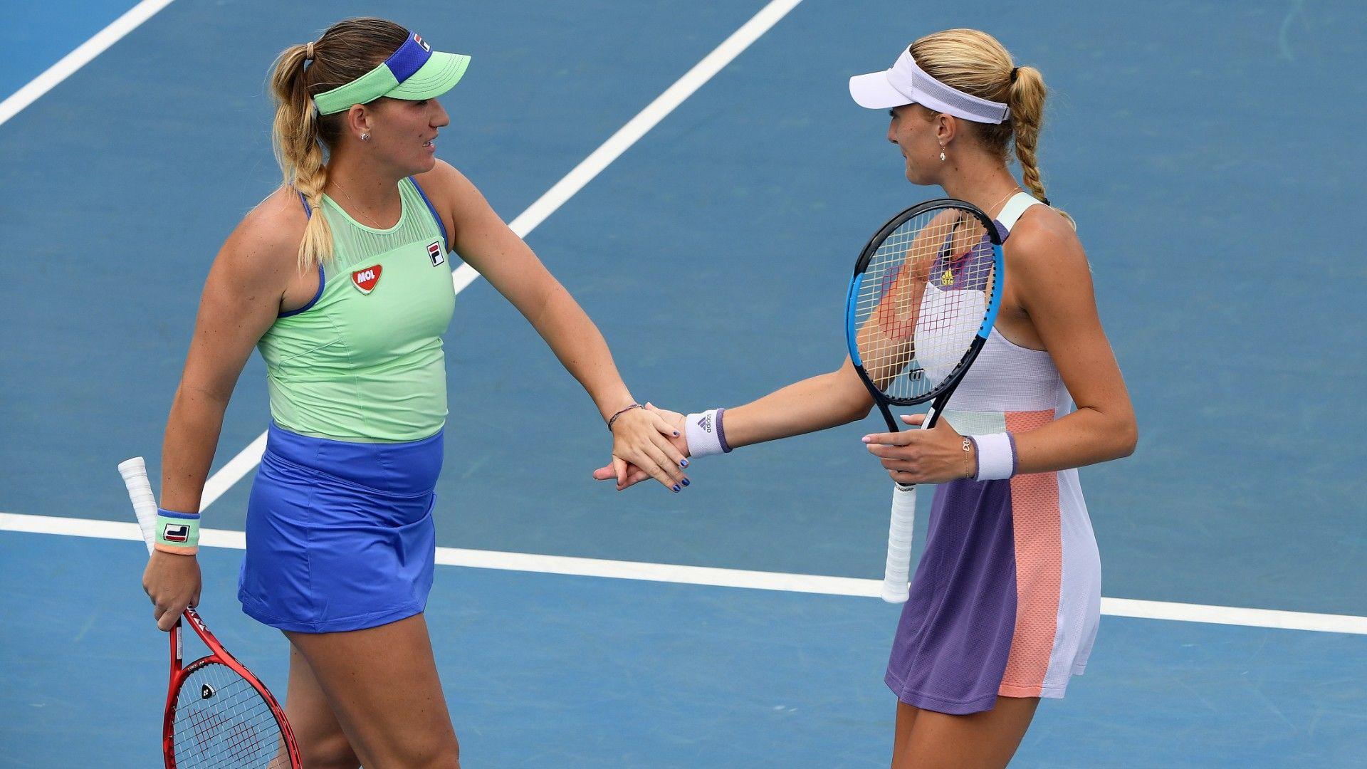 Babosék párosban döntőznek az Australian Openen