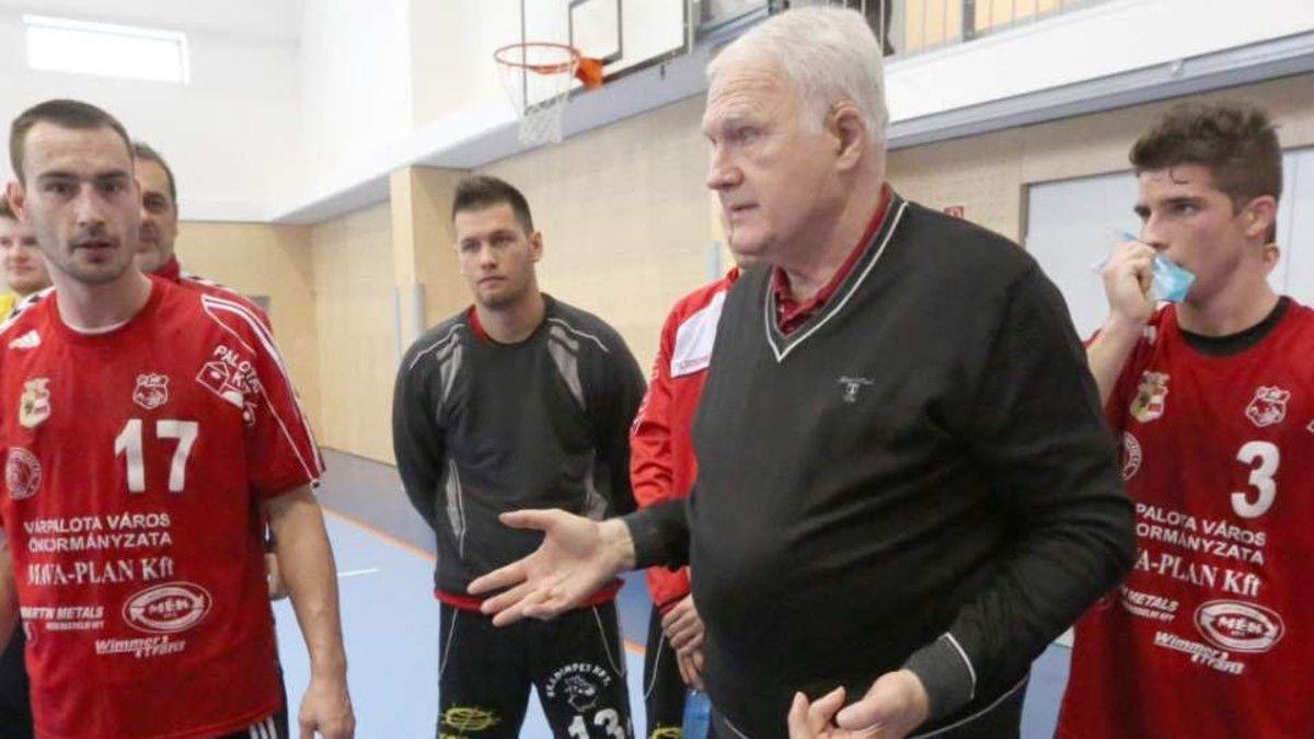 Meghalt a Veszprém első bajnokcsapatának edzője