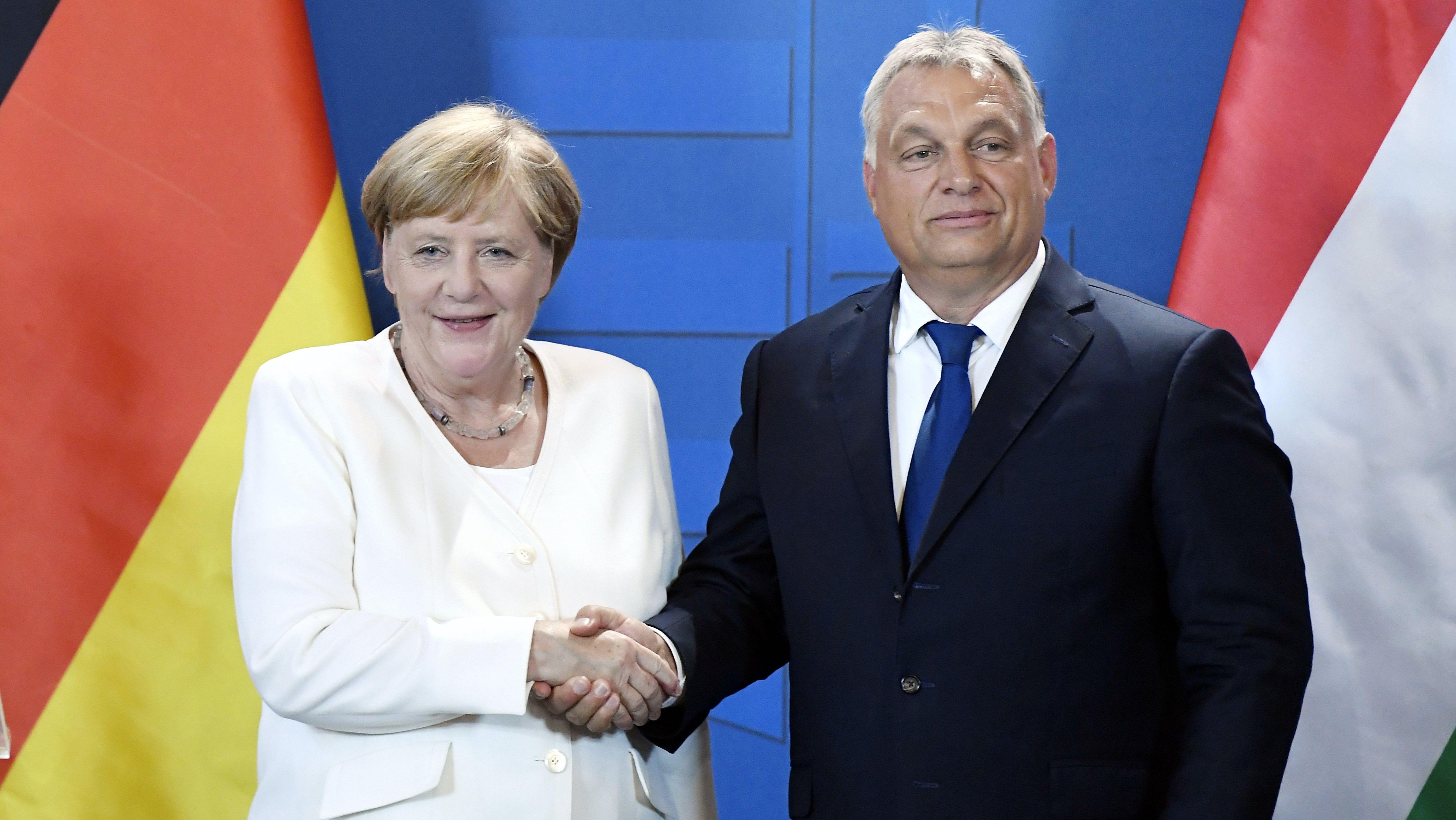 ATV: megvan, mikor találkozik Berlinben Orbán Merkellel