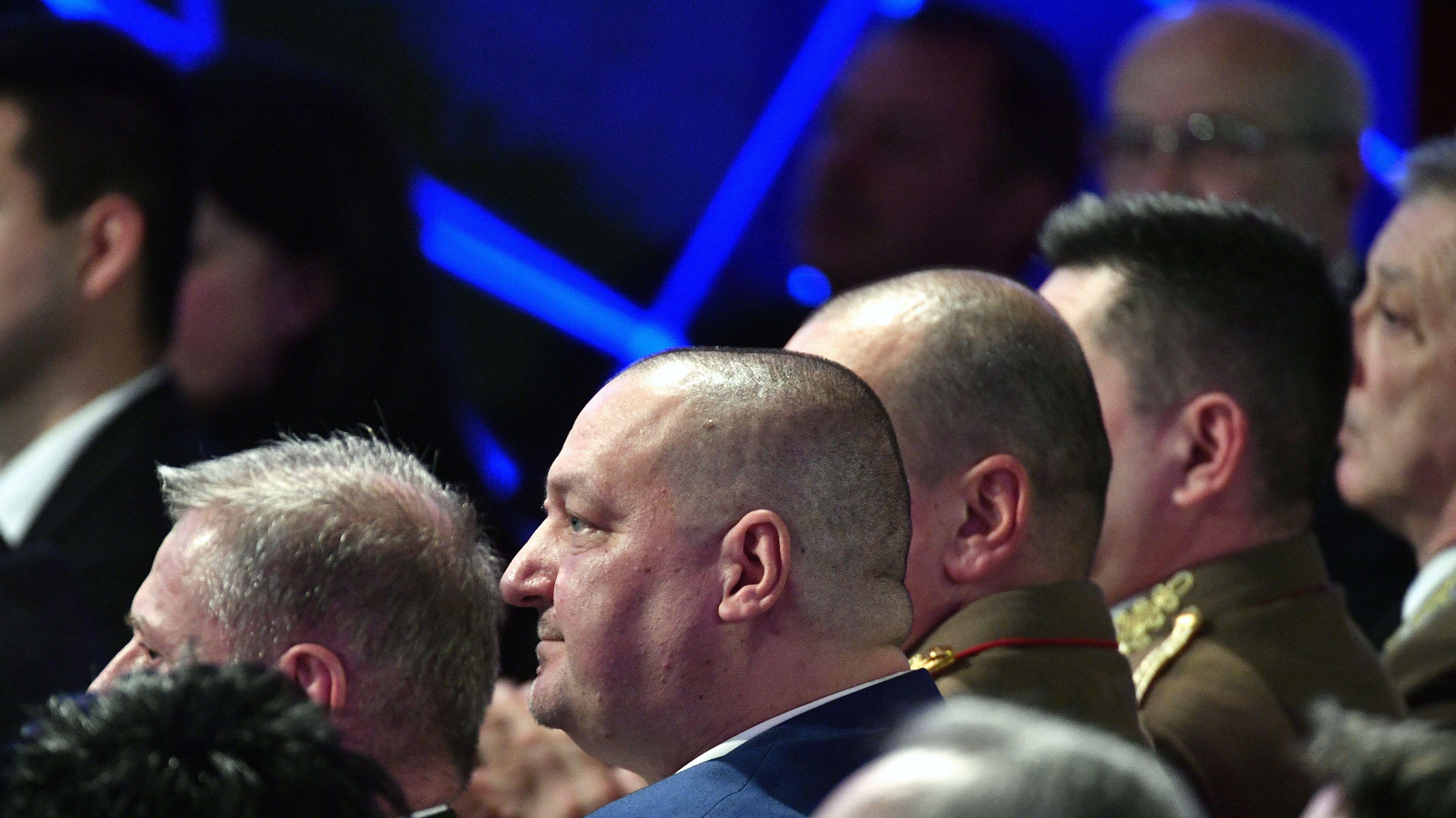 Orbán évértékelőjén katonás volt a jogsértés