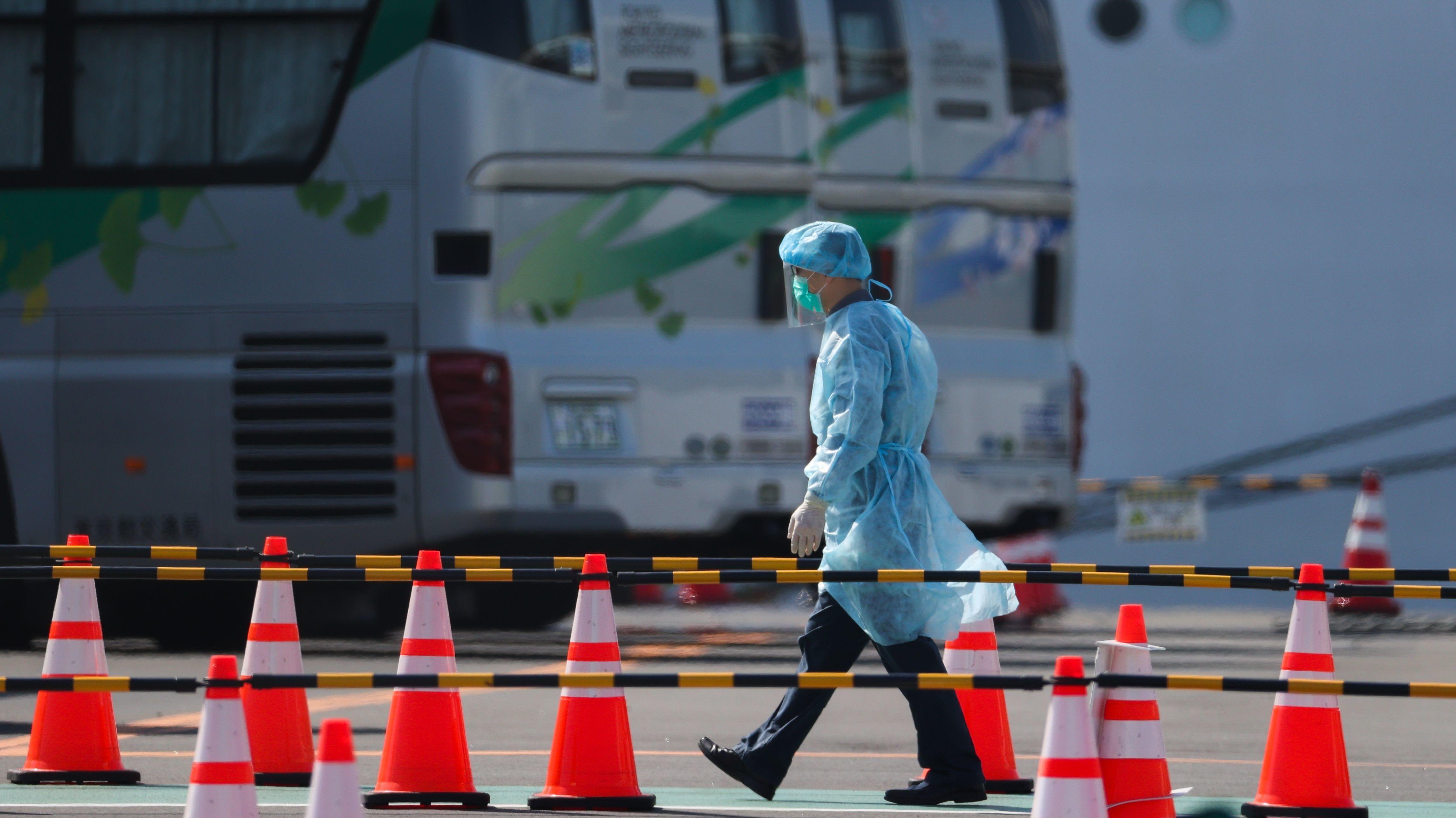 Újabb sporteseményt vittek el Kínából a koronavírus miatt