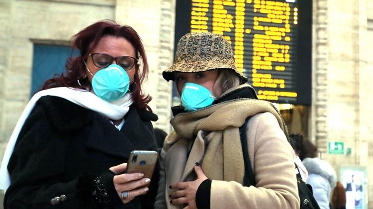 Koronavírus: Ausztriában is megjelent