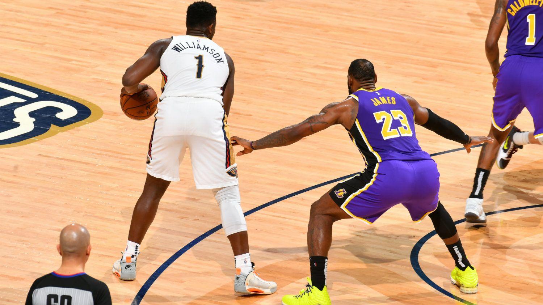 A Bryant-Jordan párost másolja James és az NBA 19 éves zsenije