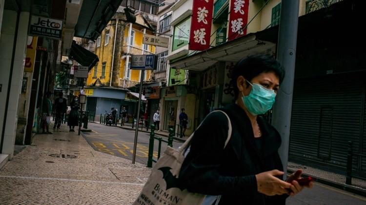Koronavírus: Kína heteken át cenzúrázott