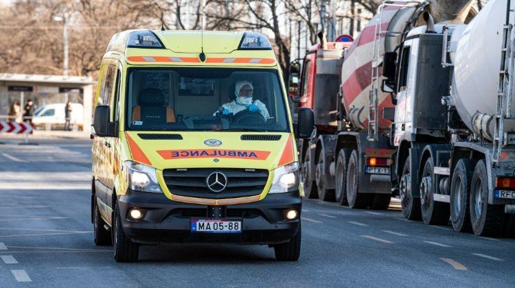 Koronavírus: meghalt egy magyar beteg