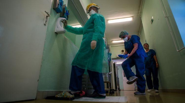 Kórházfelújítással készülnek a második hullámra