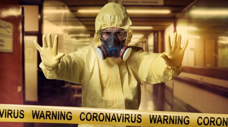 Koronavírus: országos látogatási tilalom van